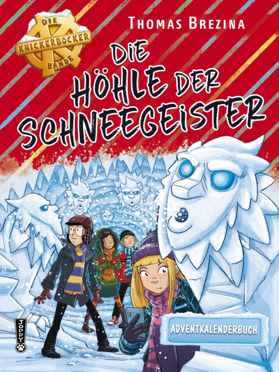 Cover-Bild Die Höhle der Schneegeister