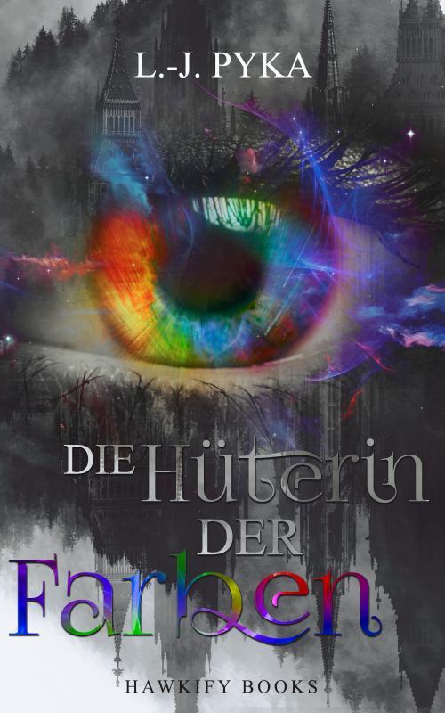Cover-Bild Die Hüterin der Farben
