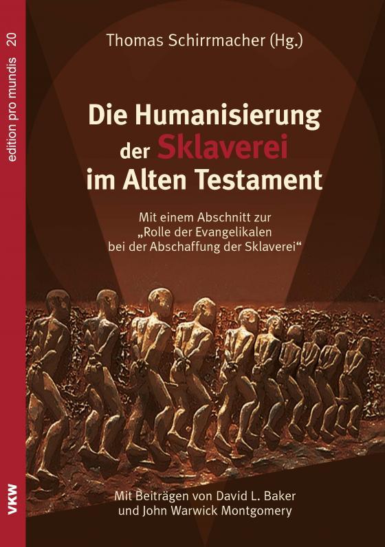 Cover-Bild Die Humanisierung der Sklaverei im Alten Testament