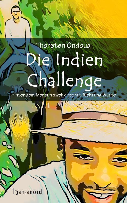 Cover-Bild Die Indien Challenge
