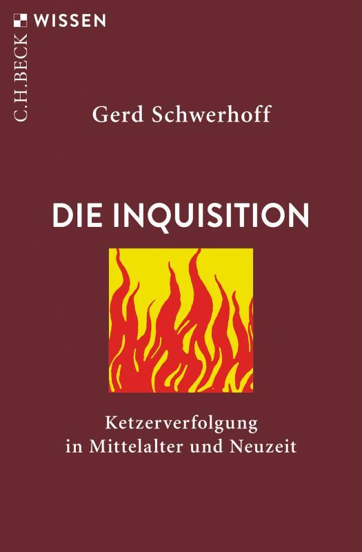 Cover-Bild Die Inquisition
