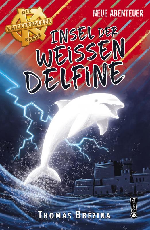 Cover-Bild Die Insel der weißen Delfine