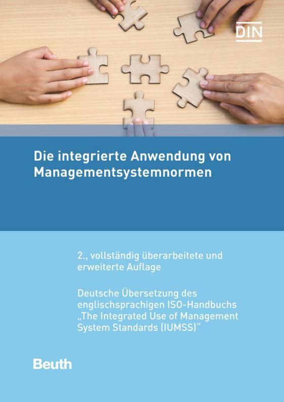 Cover-Bild Die integrierte Anwendung von Managementsystemnormen