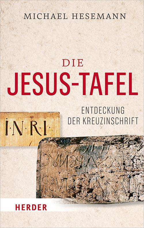 Cover-Bild Die Jesus-Tafel