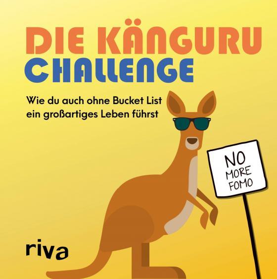 Cover-Bild Die Känguru-Challenge