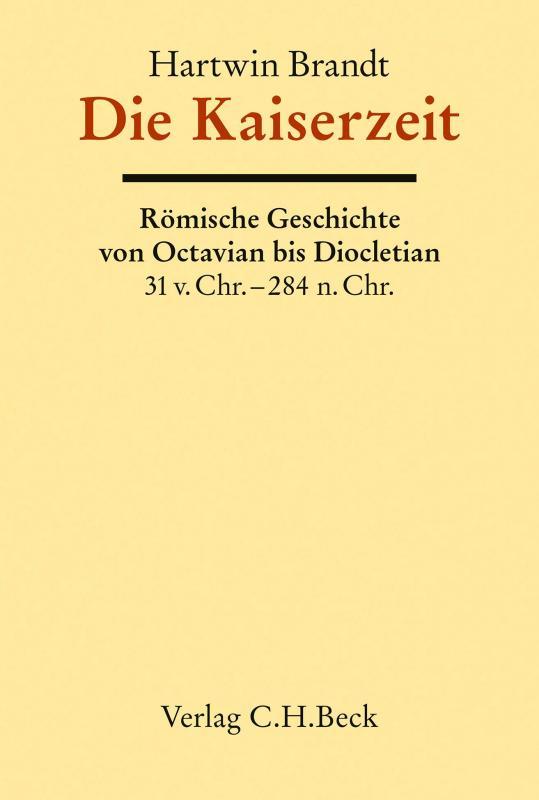 Cover-Bild Die Kaiserzeit