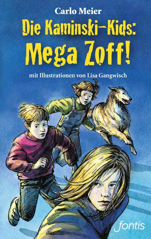 Cover-Bild Die Kaminski-Kids: Mega Zoff!
