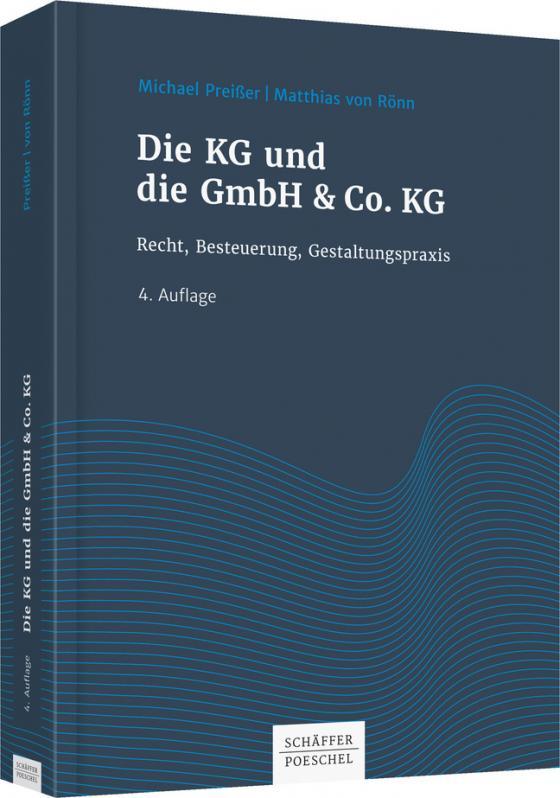 Cover-Bild Die KG und die GmbH & Co. KG