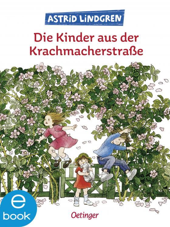Cover-Bild Die Kinder aus der Krachmacherstraße