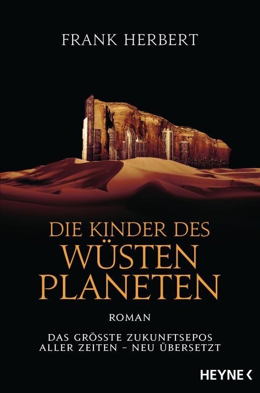 Cover-Bild Die Kinder des Wüstenplaneten