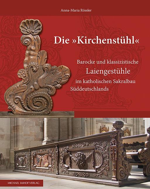"""Cover-Bild Die """"Kirchenstühl"""""""