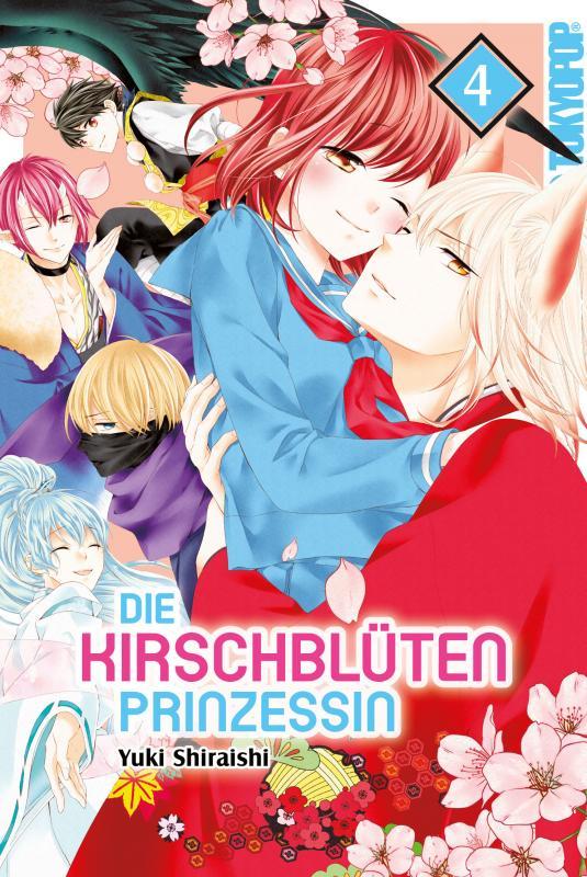 Cover-Bild Die Kirschblütenprinzessin 04