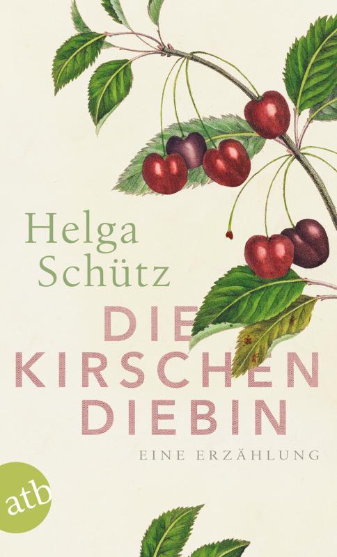 Cover-Bild Die Kirschendiebin