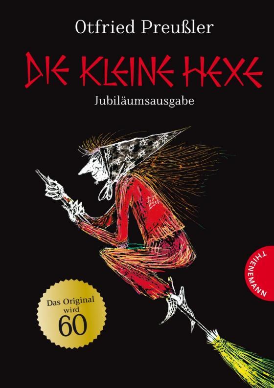 Cover-Bild Die kleine Hexe