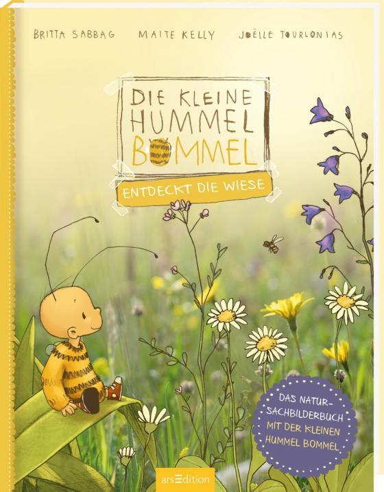 Cover-Bild Die kleine Hummel Bommel entdeckt die Wiese
