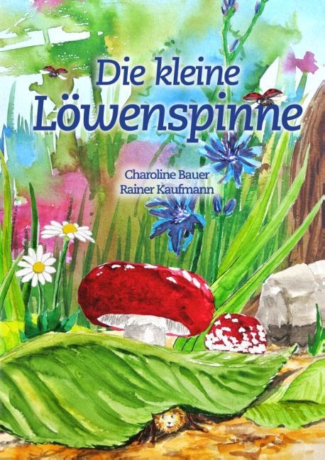 Cover-Bild Die kleine Löwenspinne