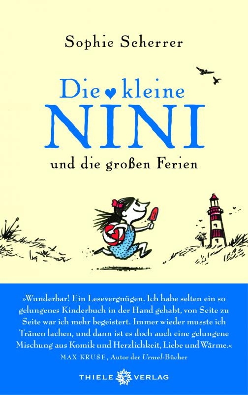 Cover-Bild Die kleine Nini und die großen Ferien