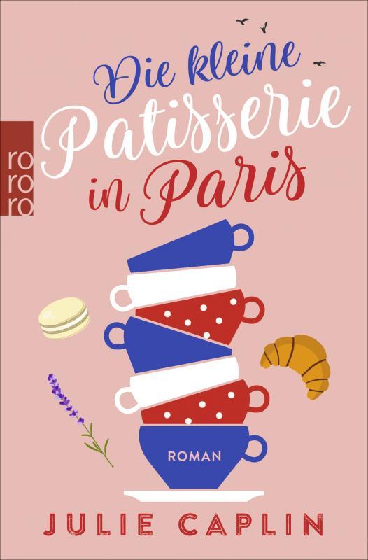 Cover-Bild Die kleine Patisserie in Paris