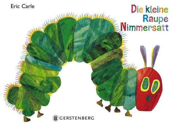 Cover-Bild Die kleine Raupe Nimmersatt