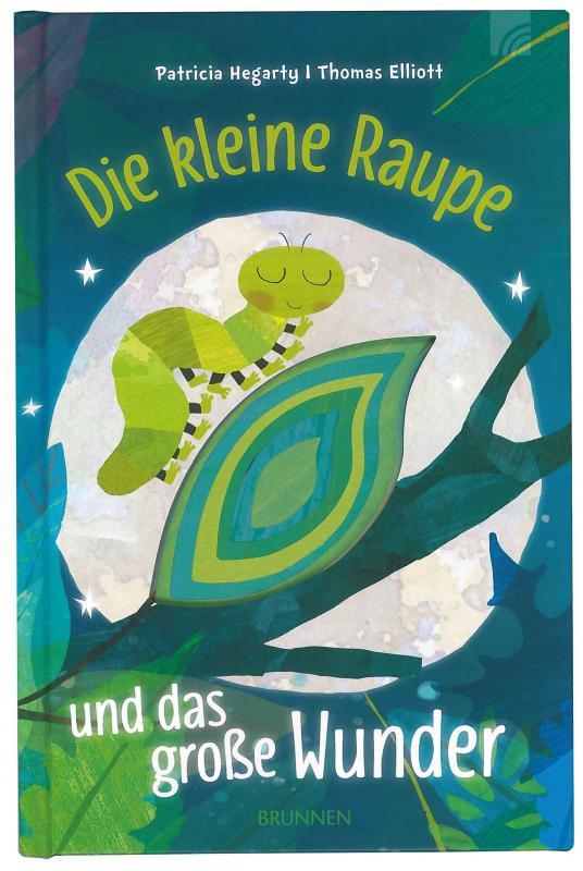 Cover-Bild Die kleine Raupe und das große Wunder
