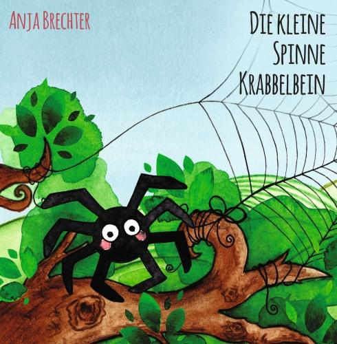Cover-Bild Die kleine Spinne Krabbelbein