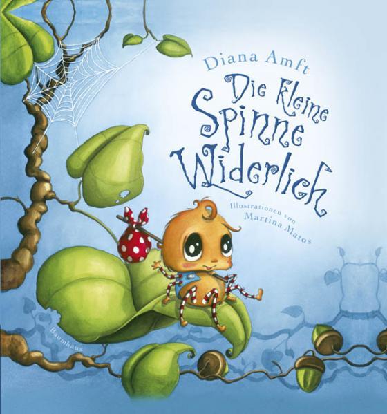 Cover-Bild Die kleine Spinne Widerlich (Mini-Ausgabe)