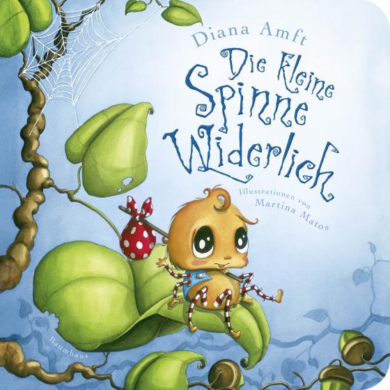 Cover-Bild Die kleine Spinne Widerlich (Pappbilderbuch)