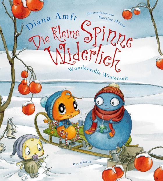 Cover-Bild Die kleine Spinne Widerlich - Wundervolle Winterzeit