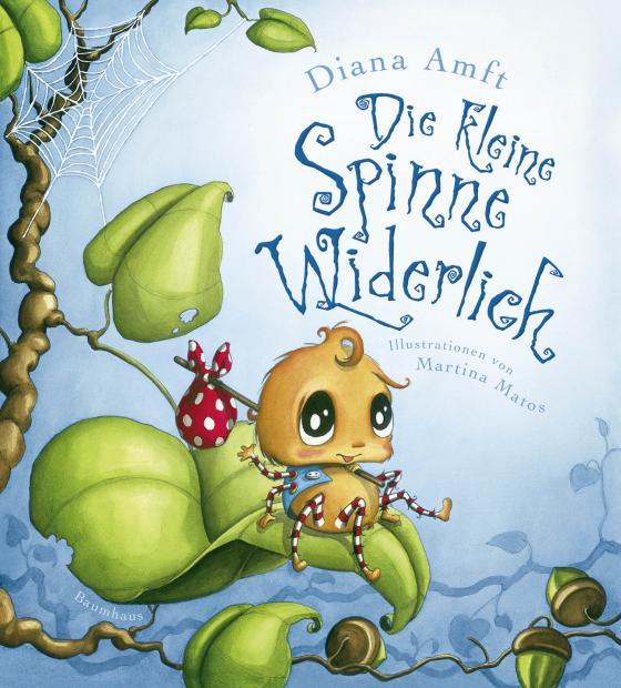 Cover-Bild Die kleine Spinne Widerlich