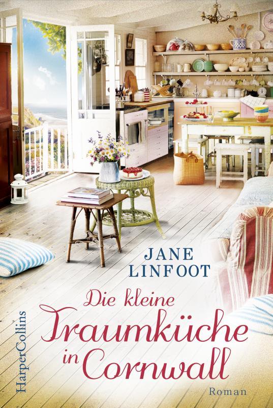Cover-Bild Die kleine Traumküche in Cornwall
