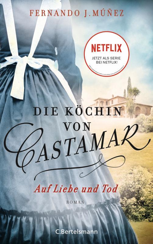 Cover-Bild Die Köchin von Castamar