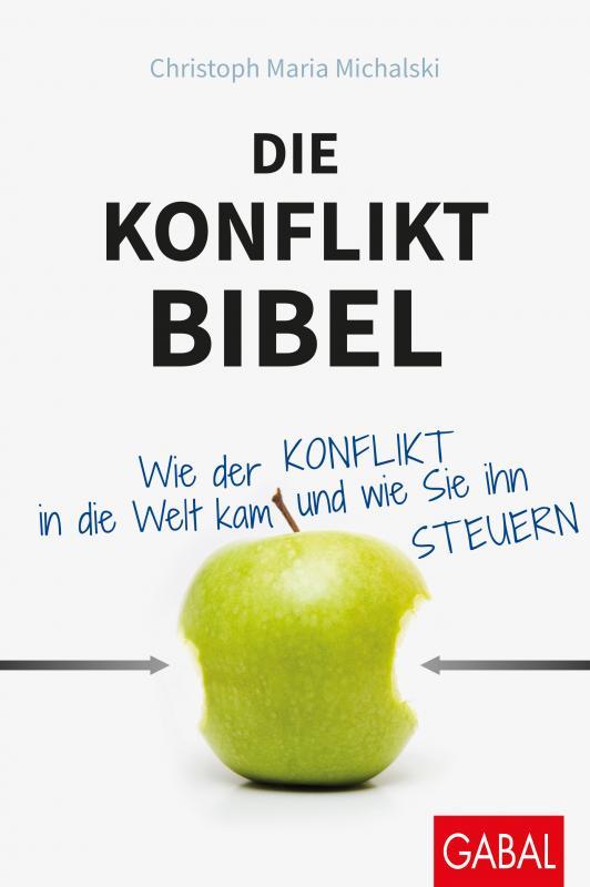 Cover-Bild Die Konflikt-Bibel