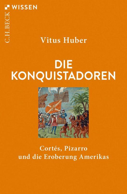Cover-Bild Die Konquistadoren
