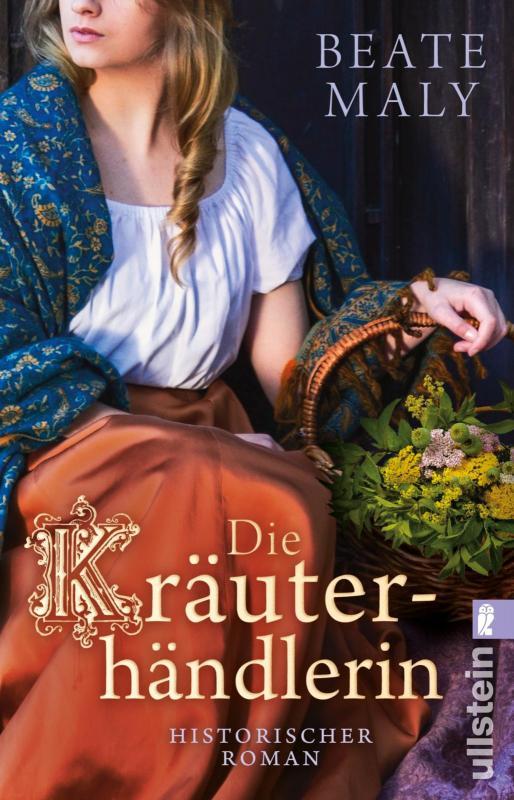 Cover-Bild Die Kräuterhändlerin