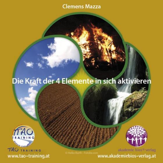 Cover-Bild Die Kraft der 4 Elemente in sich aktivieren