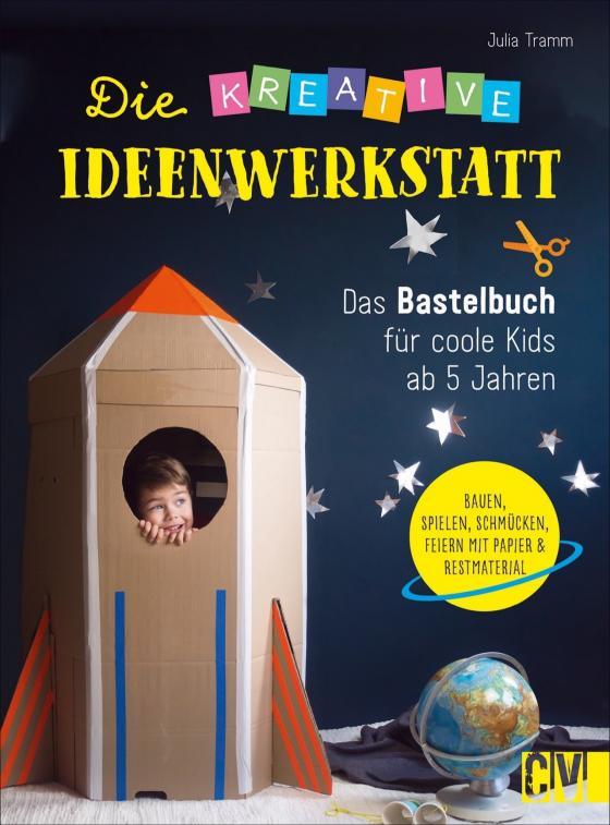 Cover-Bild Die kreative Ideenwerkstatt