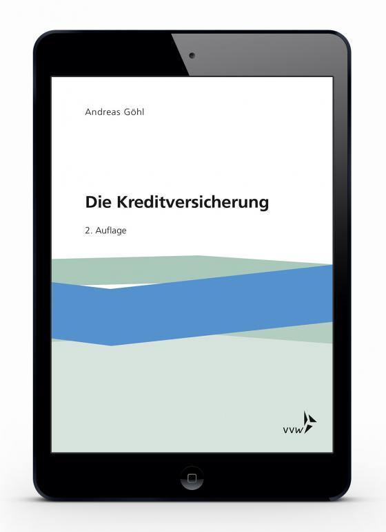 Cover-Bild Die Kreditversicherung