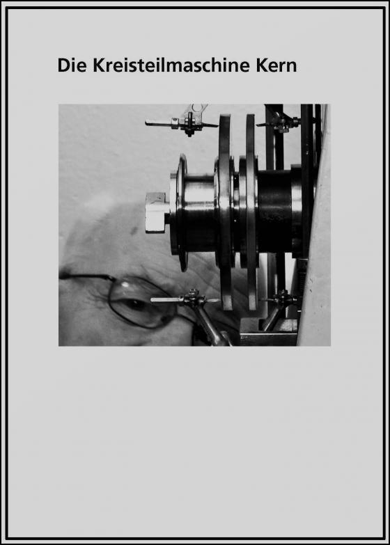 Cover-Bild Die Kreisteilmaschine Kern