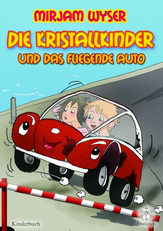 Cover-Bild Die Kristallkinder