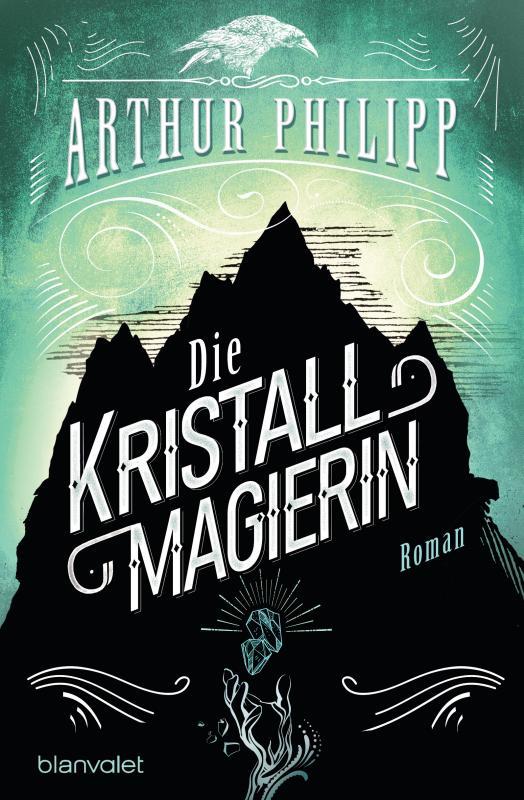 Cover-Bild Die Kristallmagierin