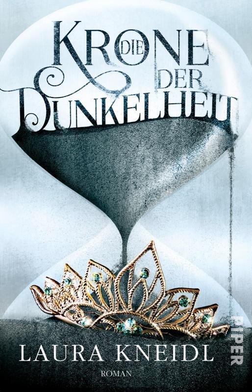 Die Krone der Dunkelheit Band 1. Von Laura Kneidl. Cover. Kurzrezension Fantasy 2