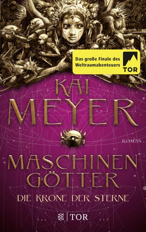 Cover-Bild Die Krone der Sterne
