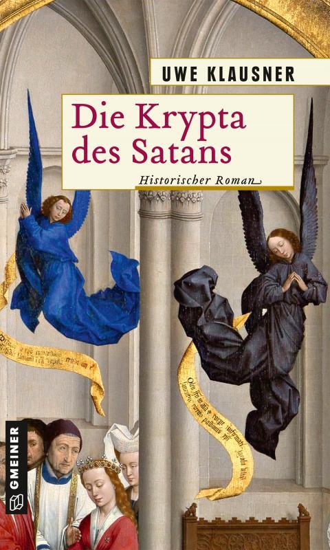 Cover-Bild Die Krypta des Satans