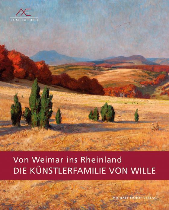 Cover-Bild Die Künstlerfamilie von Wille