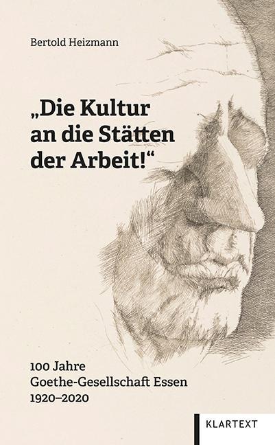 """Cover-Bild """"Die Kultur an die Stätten der Arbeit!"""""""