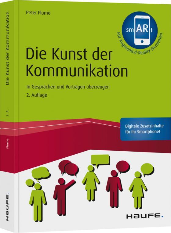 Cover-Bild Die Kunst der Kommunikation - inkl. Augmented-Reality-App