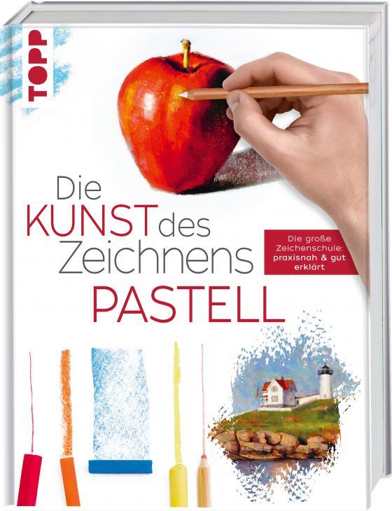 Cover-Bild Die Kunst des Zeichnens Pastell