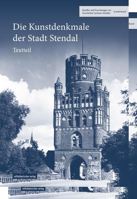 Cover-Bild Die Kunstdenkmale der Stadt Stendal