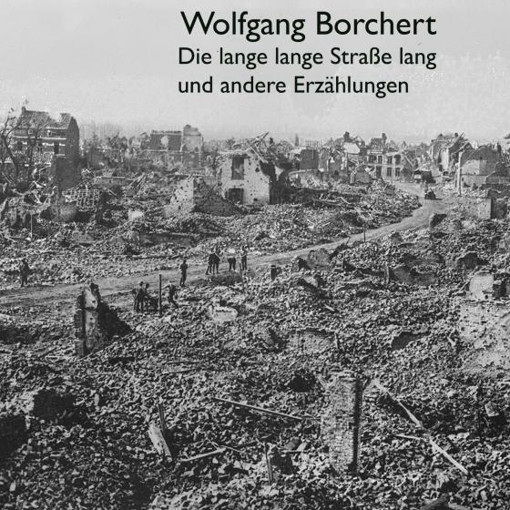 Cover-Bild Die lange lange Straße lang