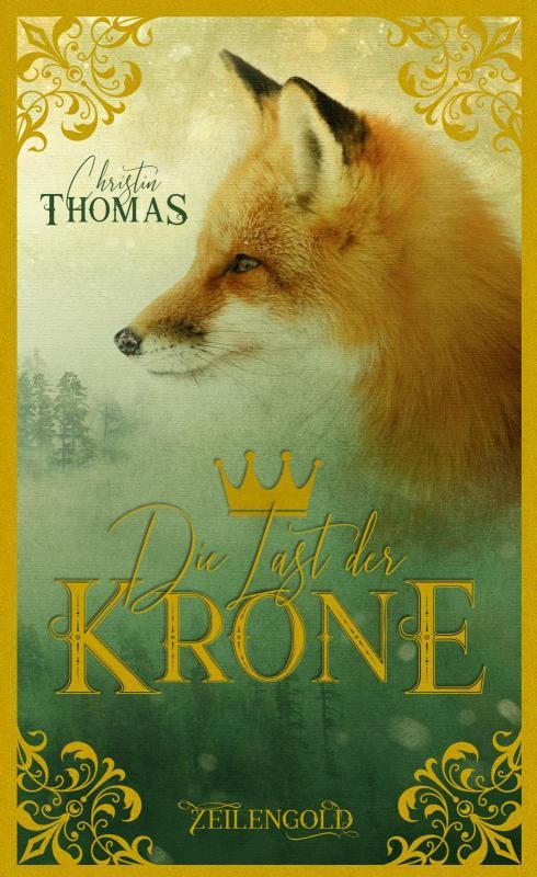 Cover-Bild Die Last der Krone